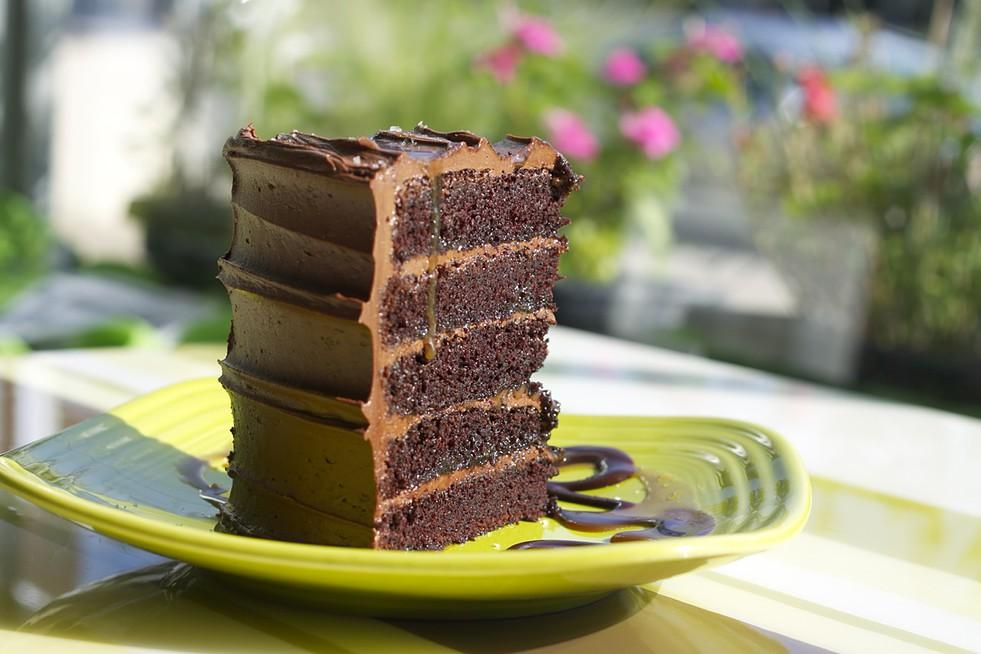 Shyndigz Chocolate Cake